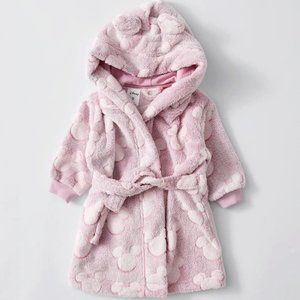 Brand new Baby Disney Minnie Mouse Dressing Gown